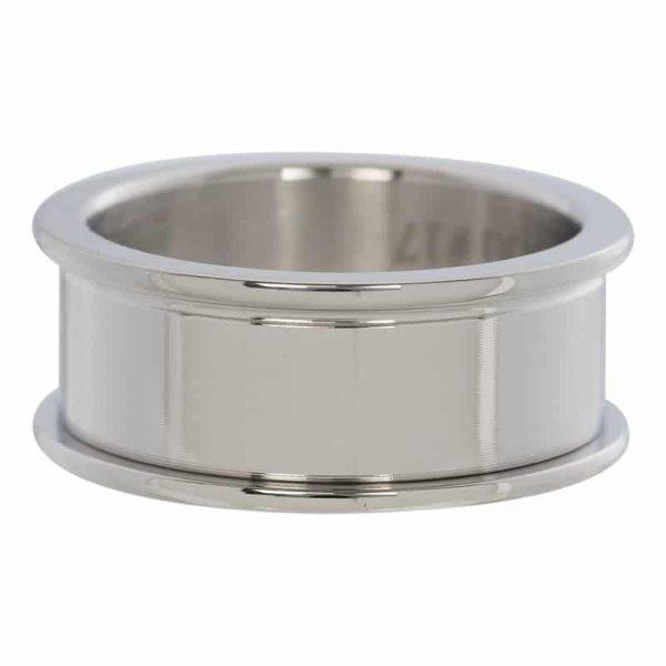 8mm basis - zilver