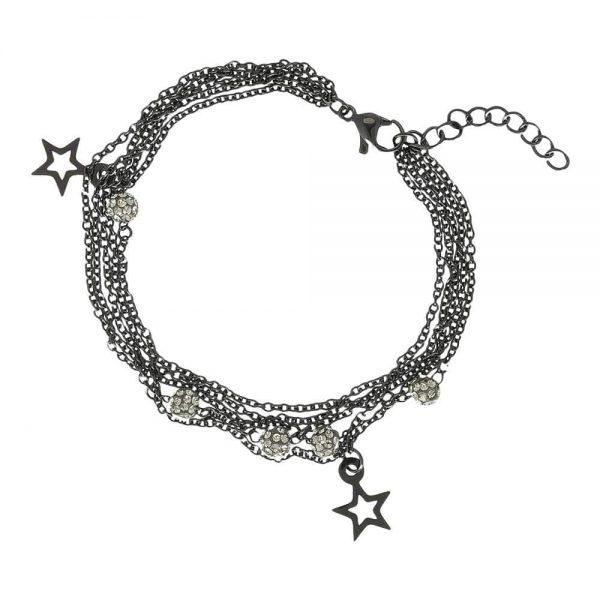 CHAIN BALL STAR - BLACK DIAMOND