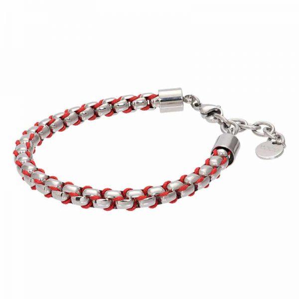 IXXXI armband Ibiza rood B0023299003