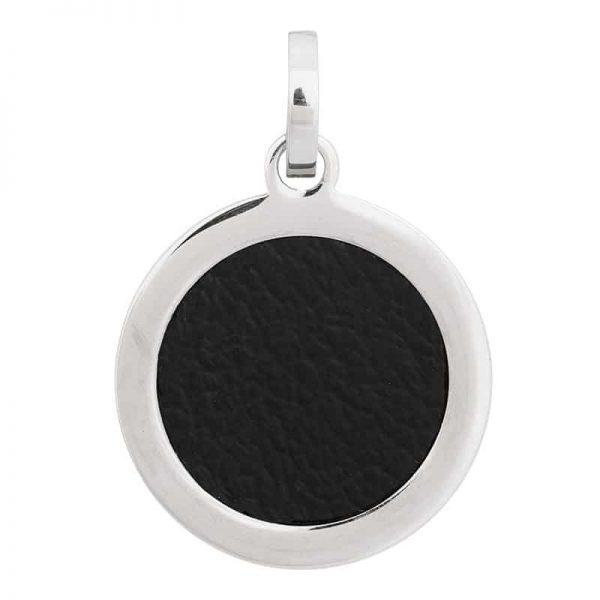 iXXXi hanger rond met zwart zilver