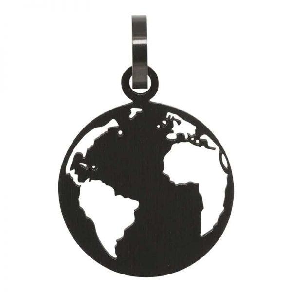 iXXXi hanger wereldbol zwart
