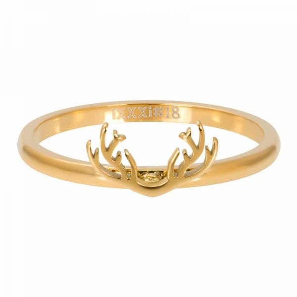 IXXXI Symbol antlers