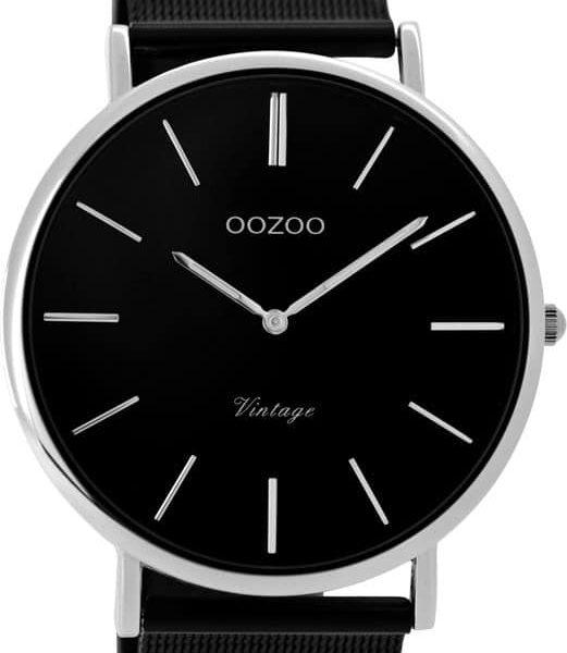 OOZOO Vintage Horloge C8866 (diameter horloge 36mm)