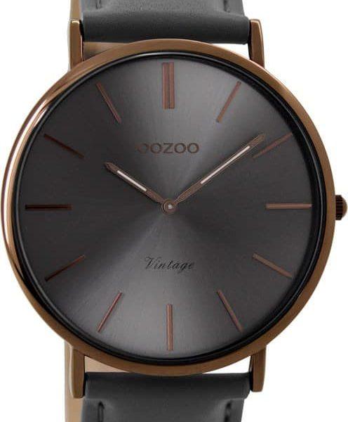 OOZOO Vintage Horloge C8897 (diameter horloge 36mm)