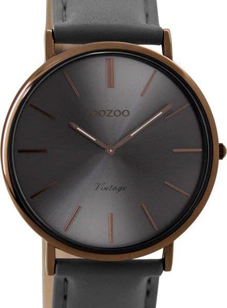 OOZOO Vintage Horloge C8898 (diameter horloge 32mm)