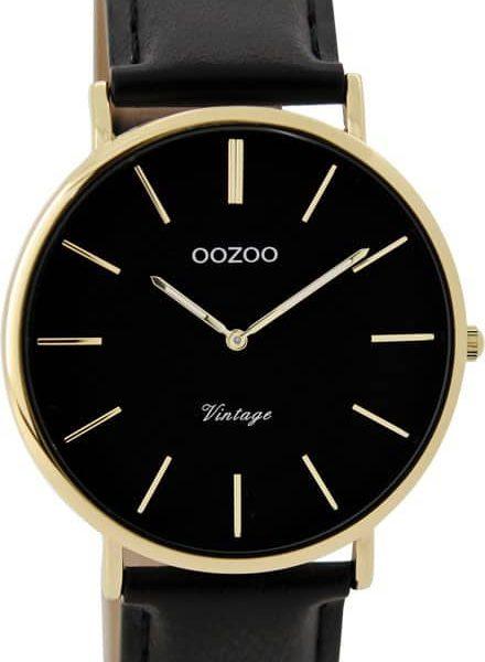 OOZOO Vintage Horloge C9302 (diameter horloge 32mm)