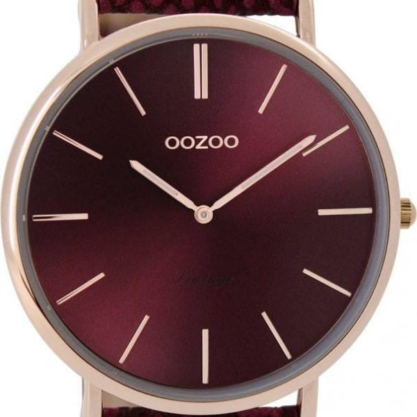 OOZOO Vintage Horloge C9303 (diameter horloge 44mm)