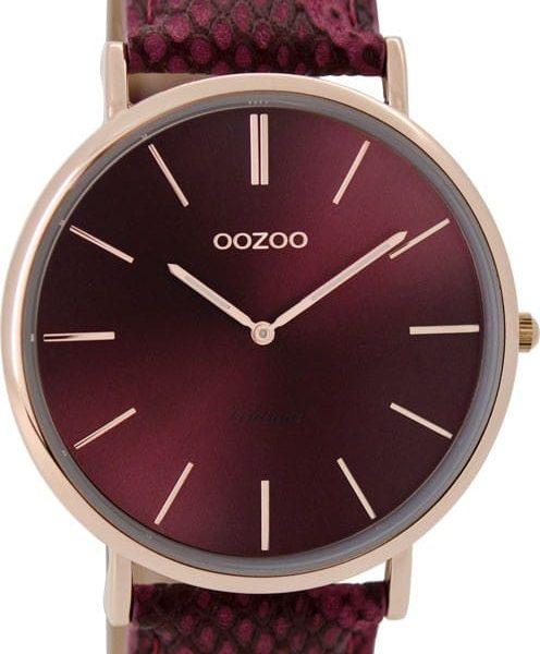OOZOO Vintage Horloge C9305 (diameter horloge 36mm)
