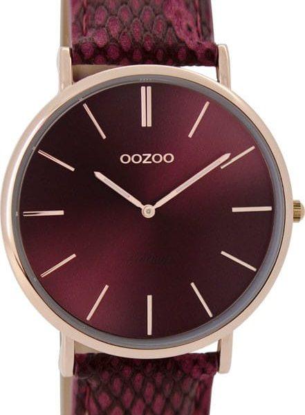 OOZOO Vintage Horloge C9306 (diameter horloge 32mm)