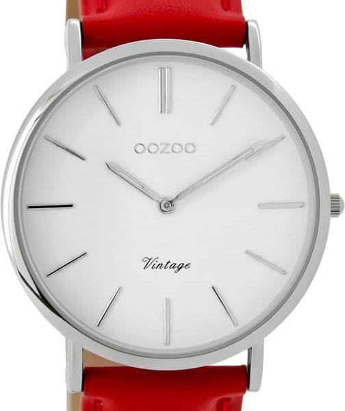 OOZOO Vintage Horloge C9308 (diameter horloge 36mm)