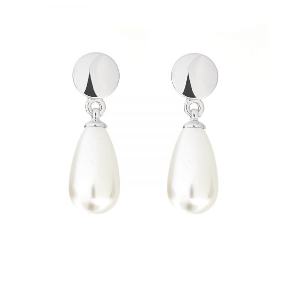 Pearl Hangend - White