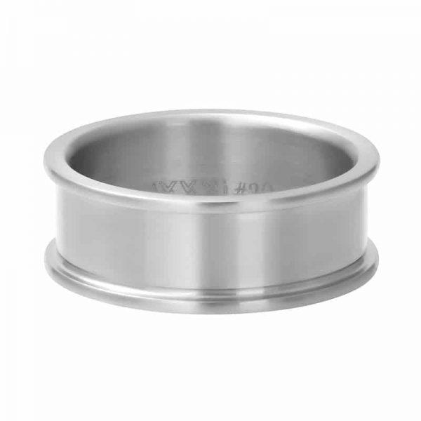 Base ring men 8 mm
