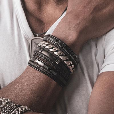 iXXXi heren armband - armbanden