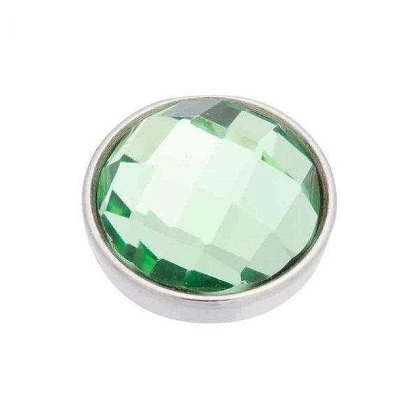 Top part facet green