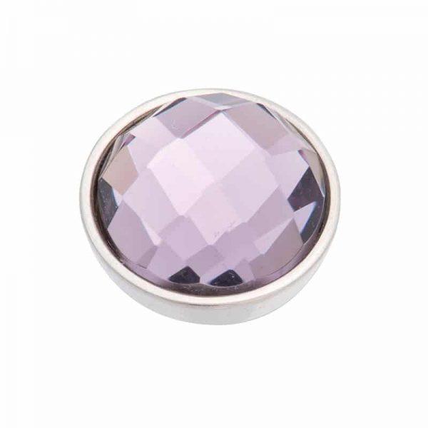 Top part facet purple