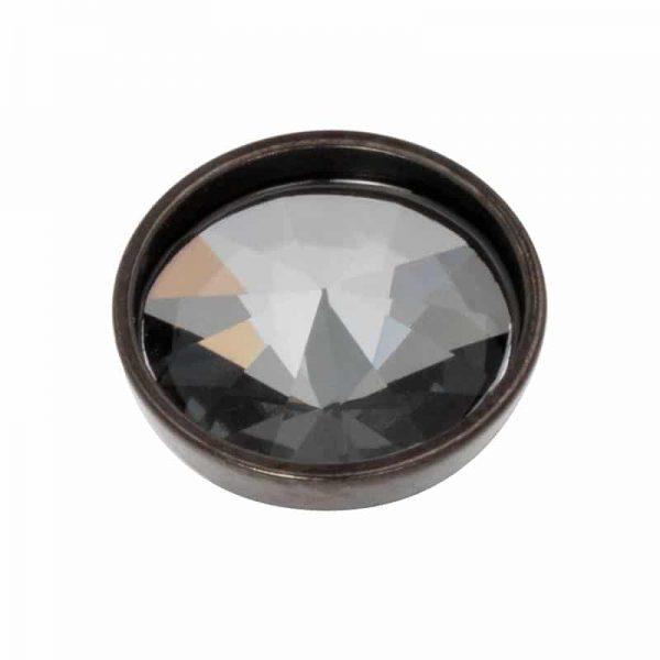 Top part pyramid black diamond
