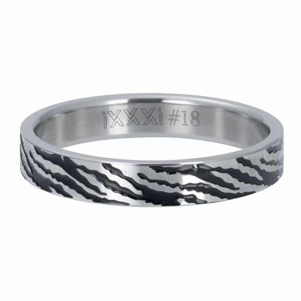 Zebra 4mm vulring zilver - iXXXi