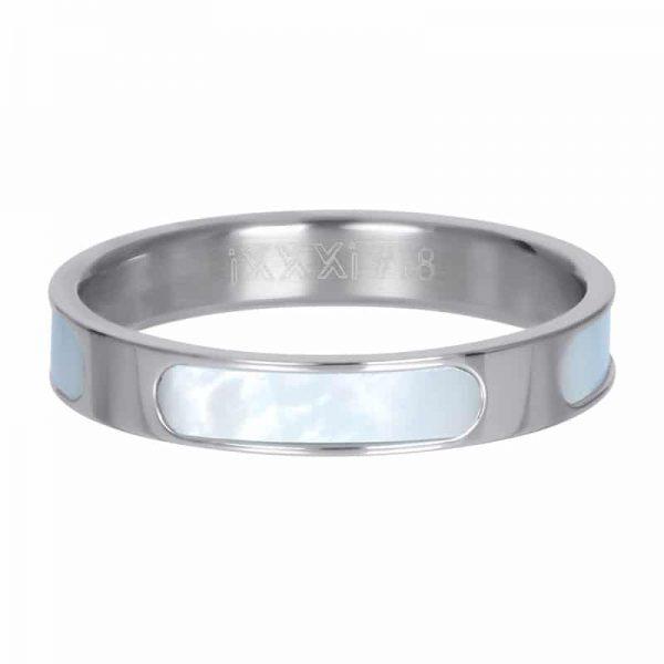 Aruba silver 4mm vulring zilver - iXXXi