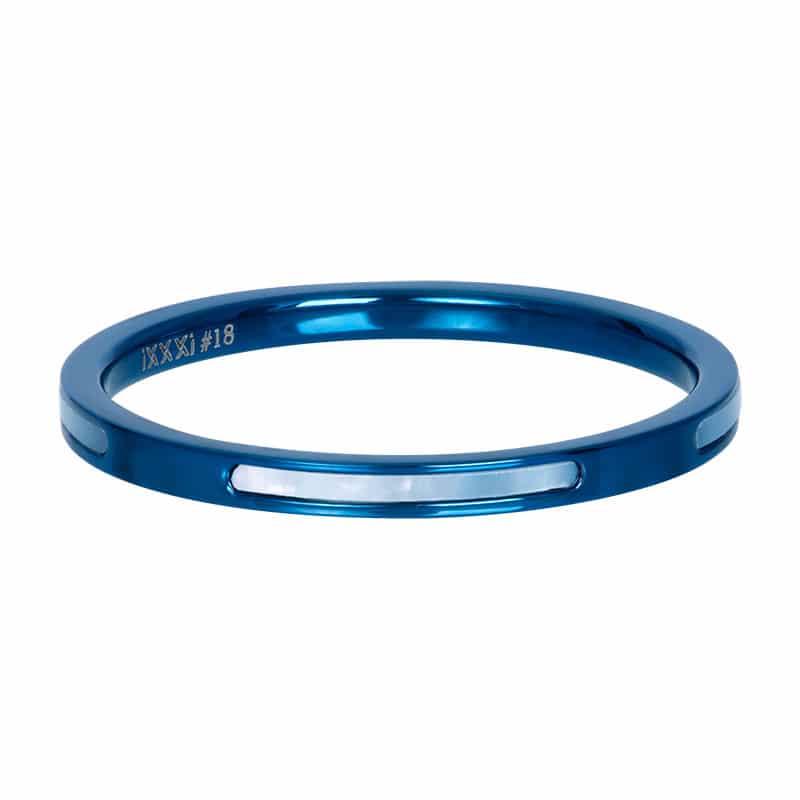 Bonaire 2mm vulring blauw - iXXXi