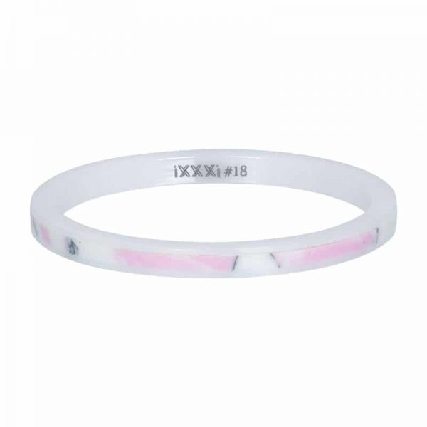 Ceramic pink paradise 2mm vulring wit - iXXXi