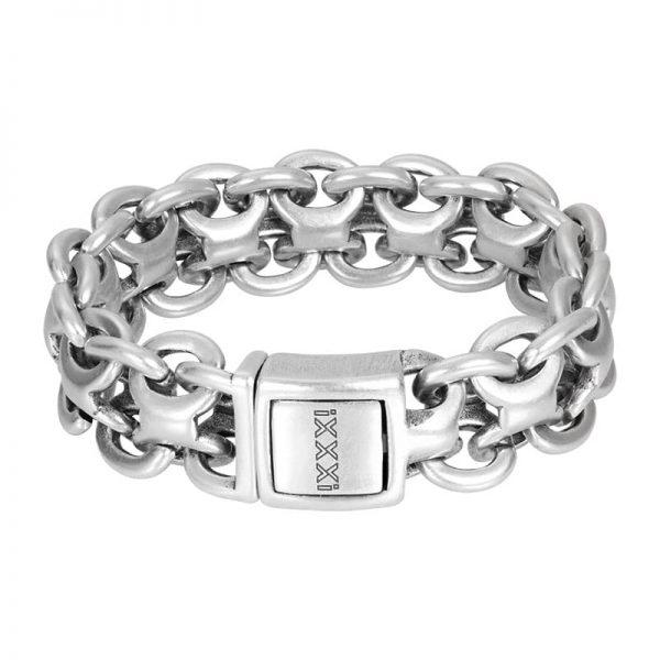 Cuba armband zilver - iXXXi