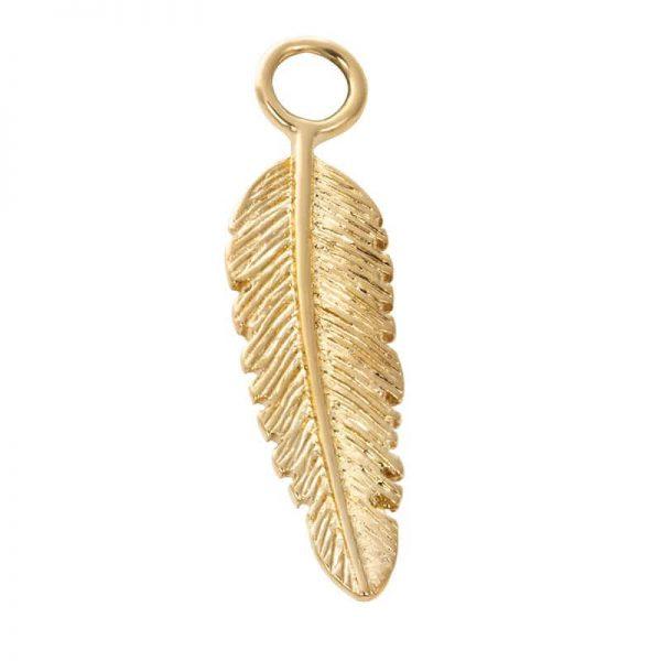 Feather hanger goud - iXXXi