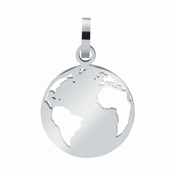 Global hanger zilver - iXXXi