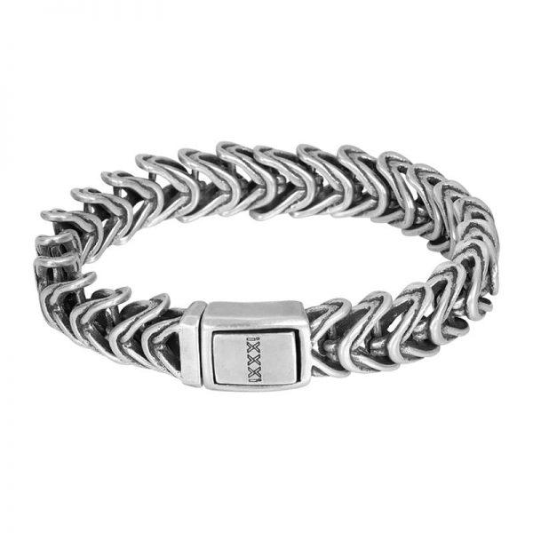 Haïti armband zilver - iXXXi
