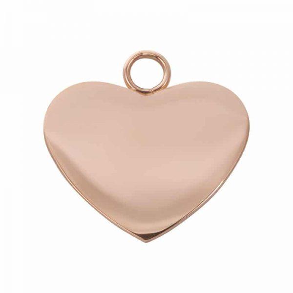 Heart hanger rosé - iXXXi