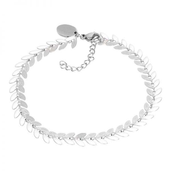Malediven (white) armband zilver - iXXXi