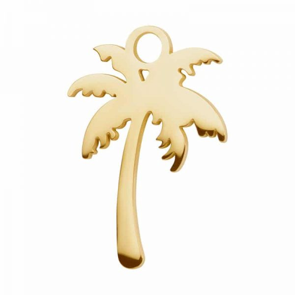Palm tree hanger goud - iXXXi