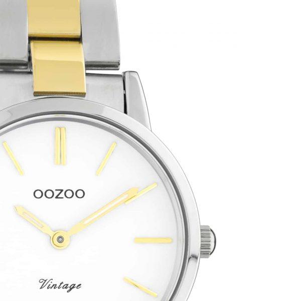 Vintage Summer 2020 - zilver/goud/wit - OOZOO