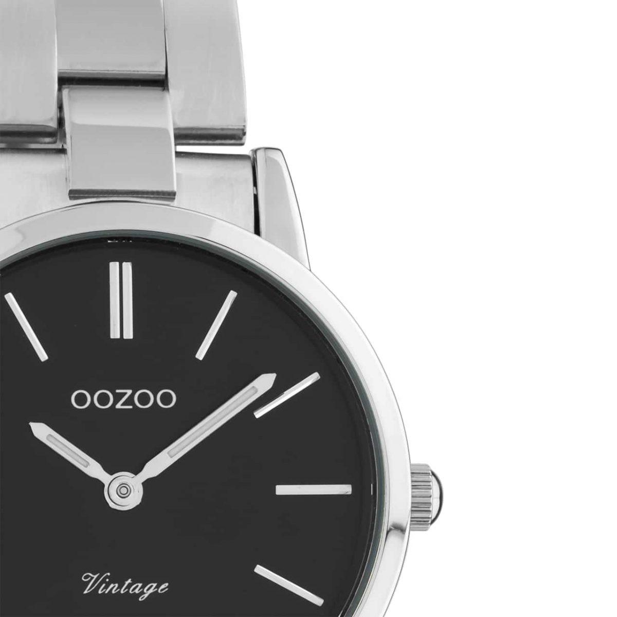 Vintage Summer 2020 - zilver/zwart - OOZOO